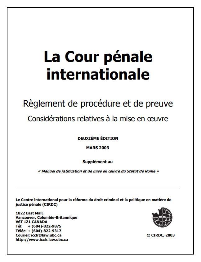 Dissertation la preuve penale