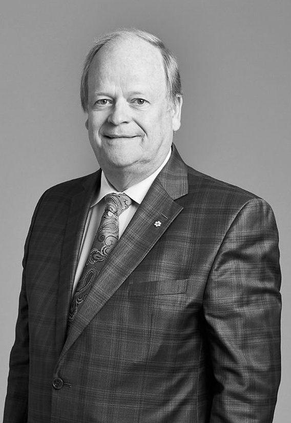 Tom Cromwell ICCLR Board of Directors